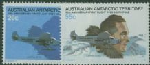 AAT SG35-6 50th Anniversary of First Flight over South Pole set of 2